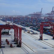 The world's busiest container port of Shanghai is expected to retain its title for the third year running since it leapfrogged Singapore's container volumes in 2010, according to the Shipping Gazette. In 2013, the Chinese port based at the mouth […]