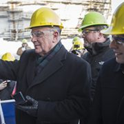 Chantier Davie Canada Inc. – Canada's largest shipbuilder – today a keel laying ceremony was held for MV Armand-Imbeau II. The ceremony marked the beginning of the hull assembly for this first of two sister-ships under construction at Davie for […]