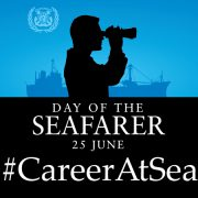 Campaign highlights the benefits of a career at sea On this year's Day of the Seafarer, the International Maritime Organization (IMO) is encouraging young people to consider a career at sea as a viable attractive and enticing career option. Seafaring […]