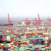 The Port of Ningbo-Zhoushan has posted a nine per cent first half year-on-year increase in container volume to 10.5 million TEU, Tranport Ministry data reveals. More than 10.2 million TEU were handled by Ningbo, up 9.3 per cent, while some […]