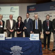The signed agreement with the Federation of European Private Port Operators will provide a framework for knowledge sharing and cooperation on port operations and cargo handling issues.     01.03.2016 – ICHCA International, the global cargo handling NGO association, has agreed […]