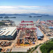 In the coming days the South Korean shipbuilding group STX Offshore & Shipbuilding Co. (STX O & S) will be placed under receivership. This was announced today the Korea Development Bank (KDB) at the end of a meeting of […]