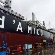 In recent days, d'Amico International Shipping Company, a company controlled by the Italian company d'Amico Società di Navigazione, launched in the Vietnamese shipyard Hyundai Vinashin Shipyard Co. two new ships Handysize product tanker of 39,000 deadweight tons. The Heaven […]