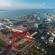 STX France disposes STX France Lorient, the subsidiary that operates the shipyard in Lanester, to Kership, the joint venture established in 2013 by the French group Piriou and DCNS, active respectively in the fields of civil and military shipbuilding. […]