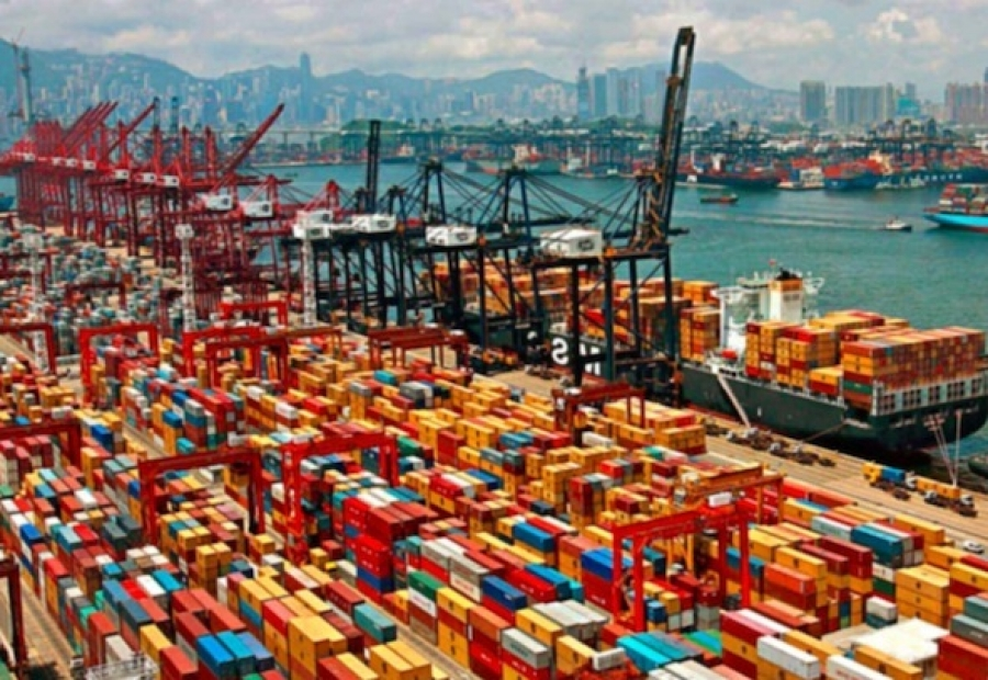 Traffic in Chinese Ports