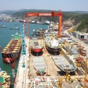 Nov. 16, 2016 –  South Korea's Hyundai Heavy Industries (HHI), the world's largest shipbuilding group, today announced the decision to split the company into six autonomous divisions in order to maintain its competitiveness and its financial strength. The plan, which […]