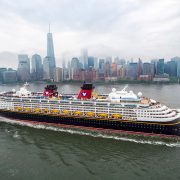 Walt Disney Parks and Resorts chairman Bob Chapek on Saturday revealed the four-ship line would add three new vessels by 2023 — one more than previously announced. Speaking at the D23 Expo in Anaheim, Calif., Chapek said the additional ship would […]